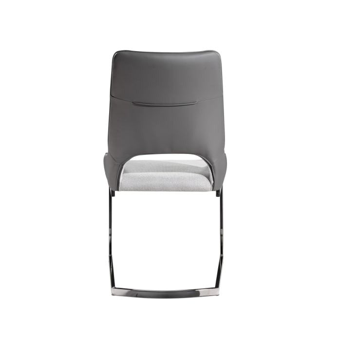 Robin Set of 2 Grey Dining Chairs