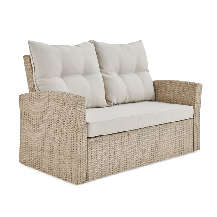 Canaan All-Weather Wicker Outdoor Seating Set