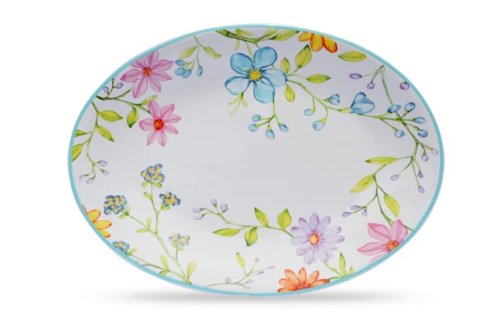 Charlotte Oval Platter
