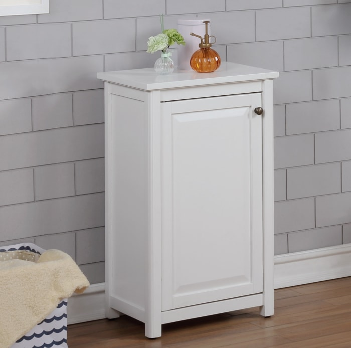 Dorset Floor with Door Bath Storage Cabinet