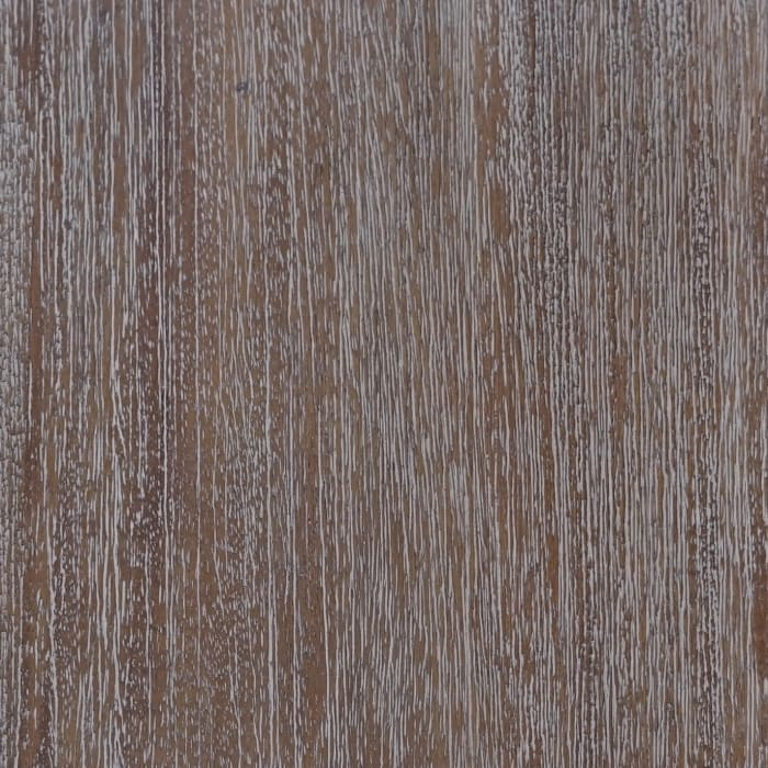 Woodstock Brushed Driftwood Acacia Wood with Metal Inset 40
