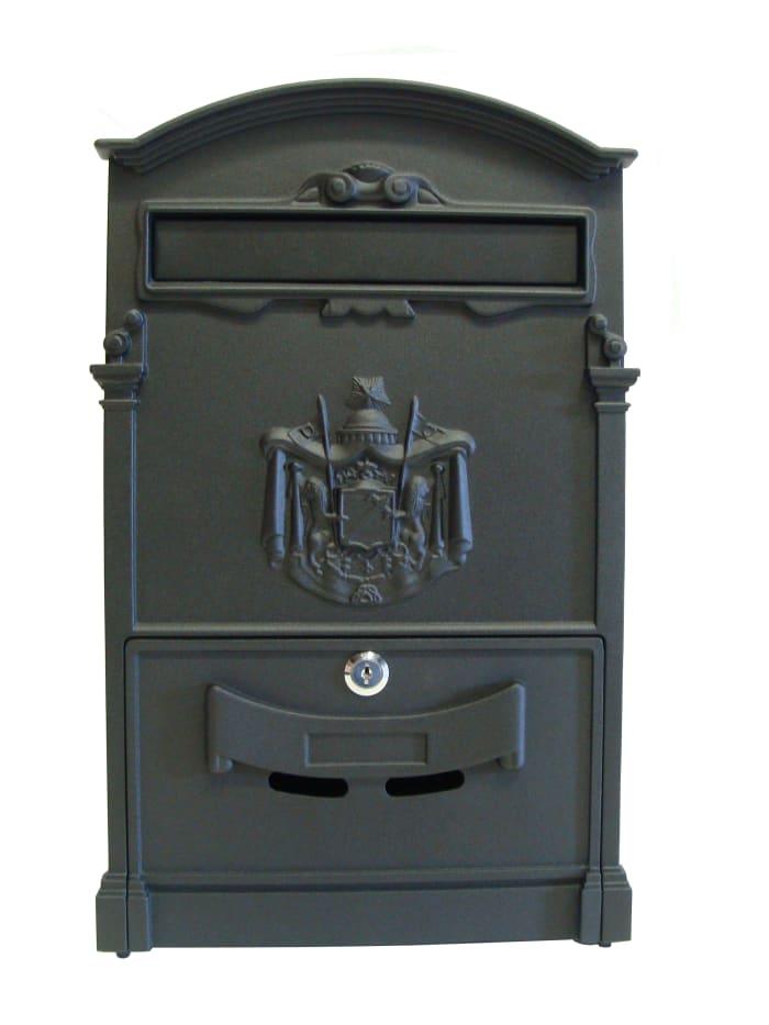 Wall Mounted Aluminum Mailbox