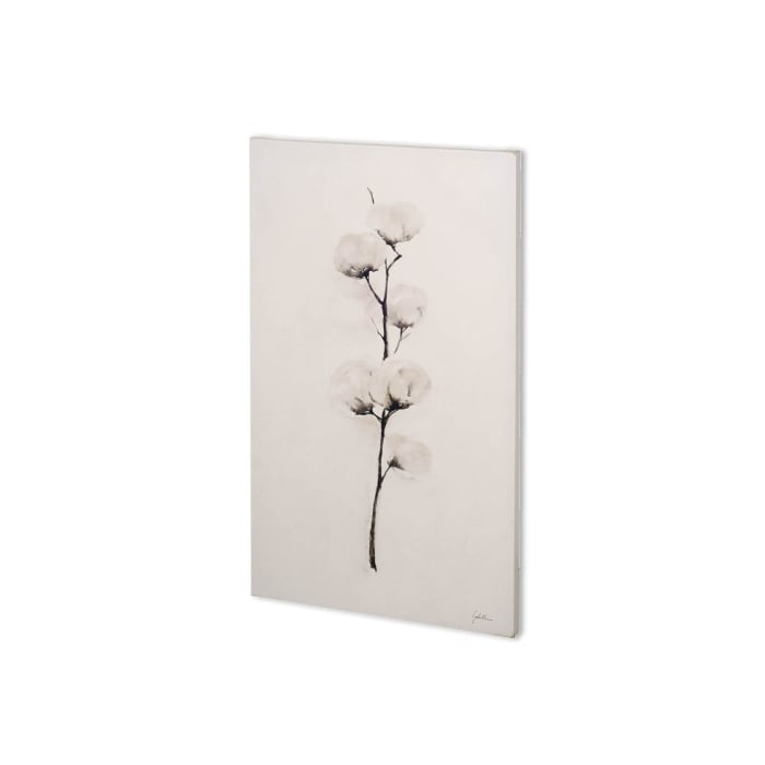 Snow Greetings II Wrapped Canvas Wall Art