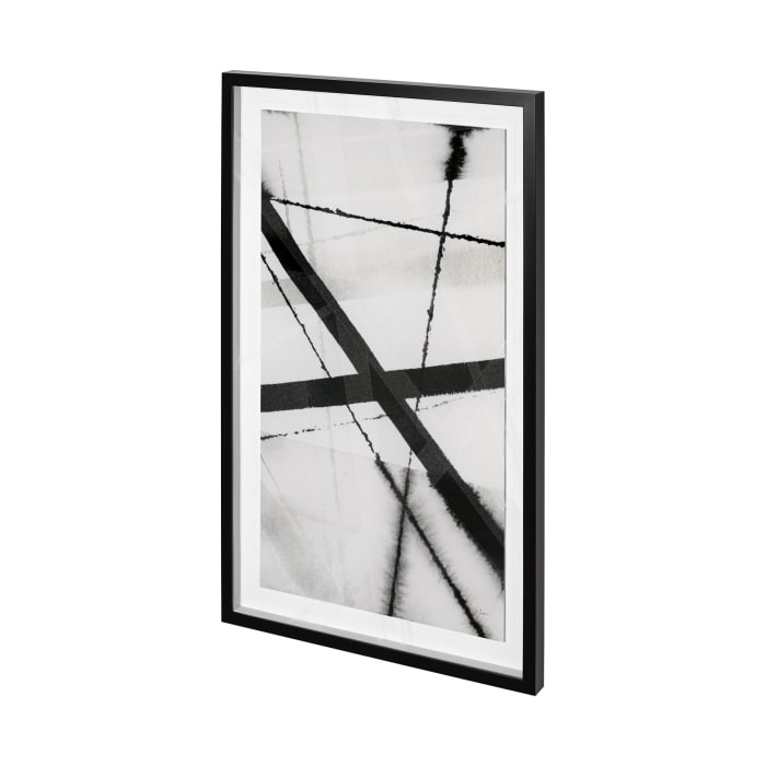 Clouding Mirror II Wrapped Canvas Wall Art