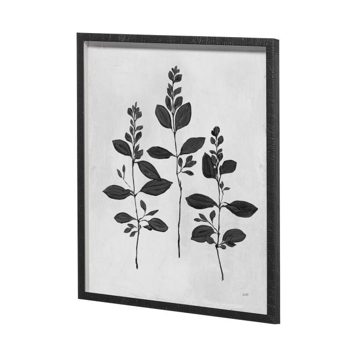 Botanical Study IV Wrapped Canvas Wall Art