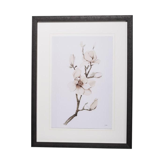 Magnolia III Wrapped Canvas Wall Art