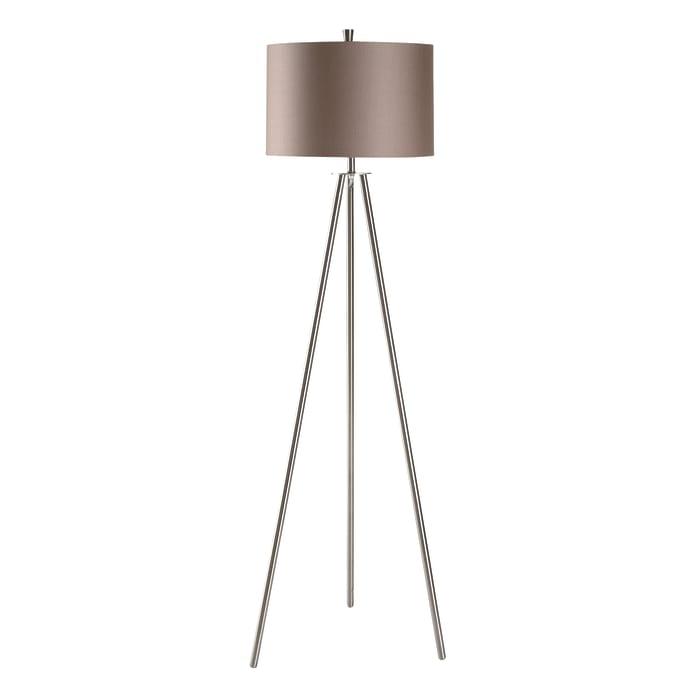 Axel Tri-Pod Metal Floor Lamp