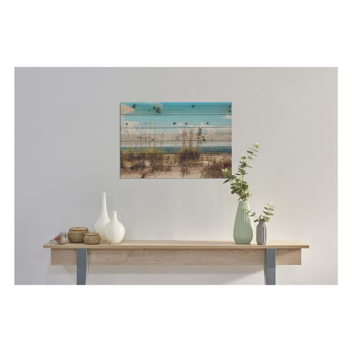 Sand Dunes 18x26 Print on Wood Art