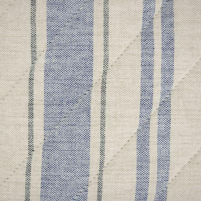 Deep Blue Patterned Set of 2 Pot Holders