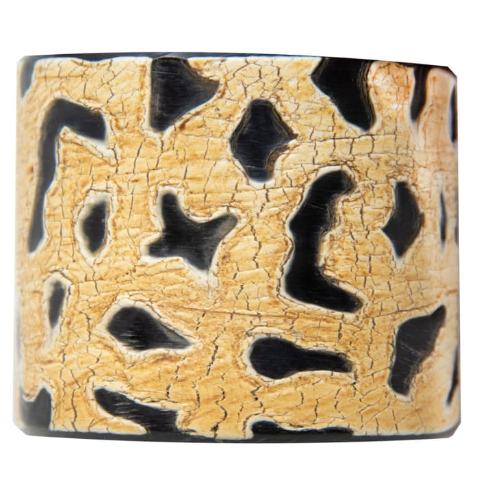 Pier 1 Cheetah Napkin Ring Set of 6