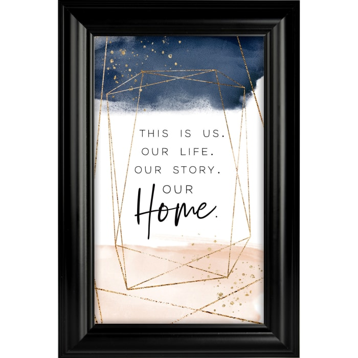 This Is Us Heaven Sent Plaque Frame