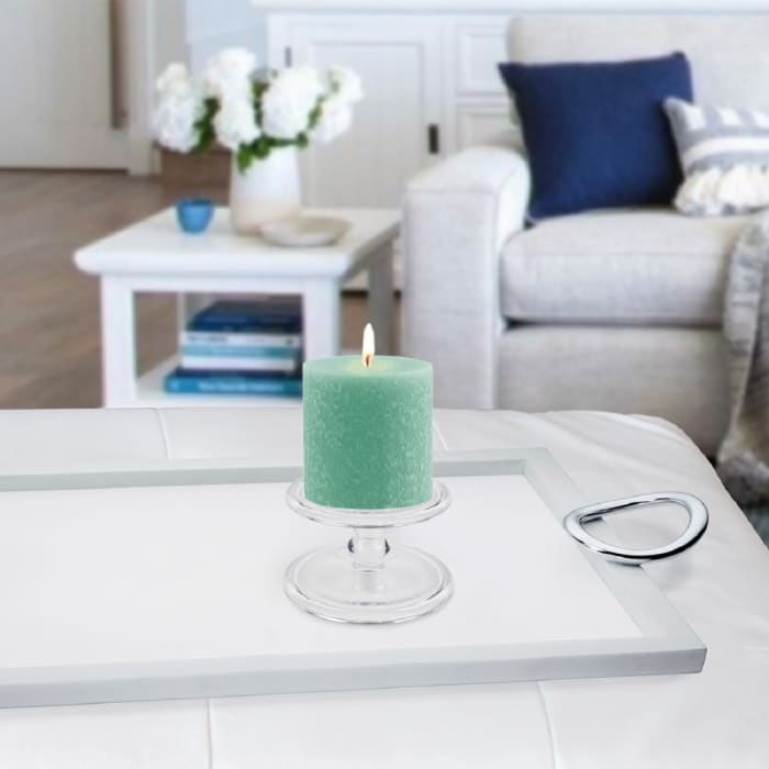 Timberline Sky Pillar Unscented Candle