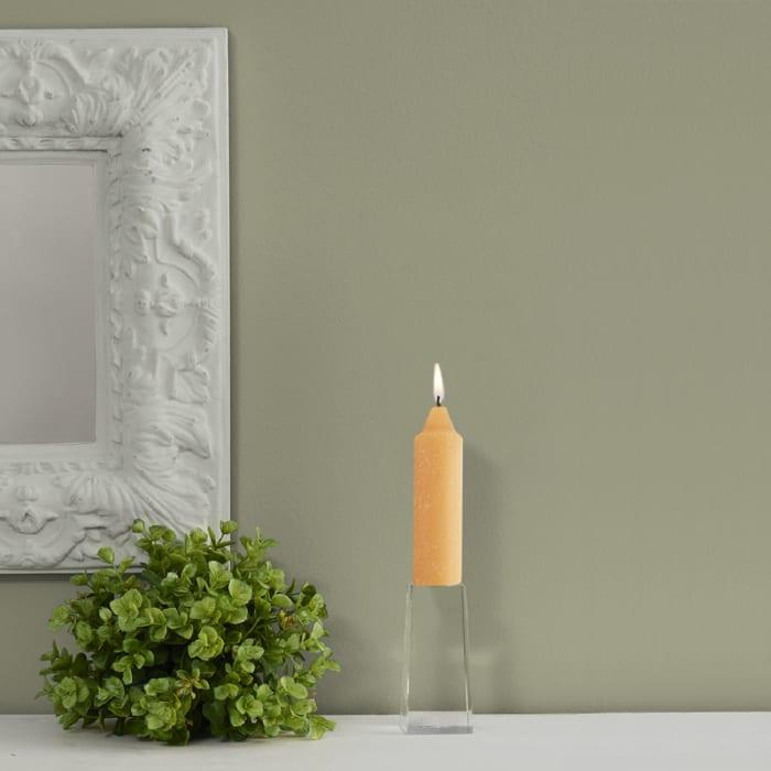 Timberline Mandrine Collenette Dinner Set of 8 Unscented Candles
