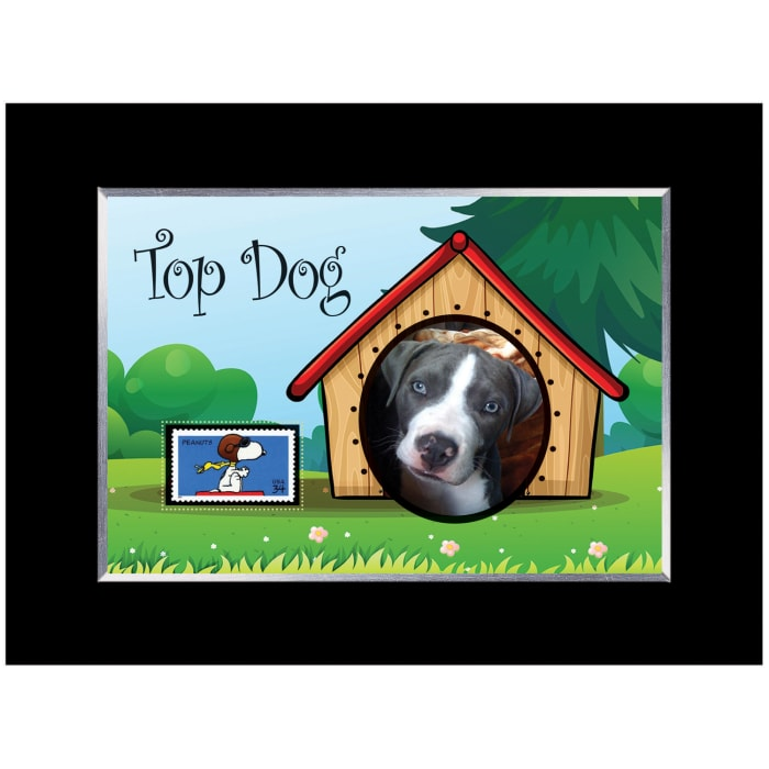 Top Dog Photo Wall Frame