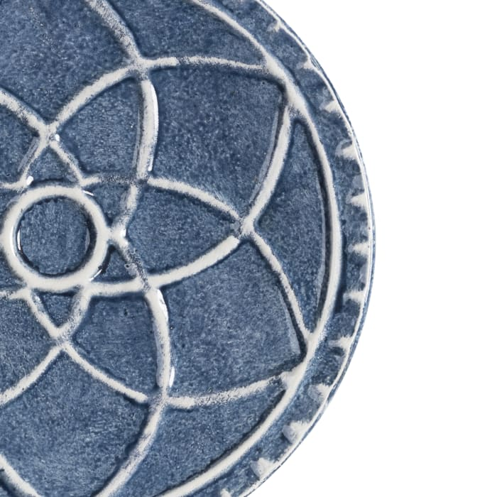 Mykonos Metal Plates Wall Decor