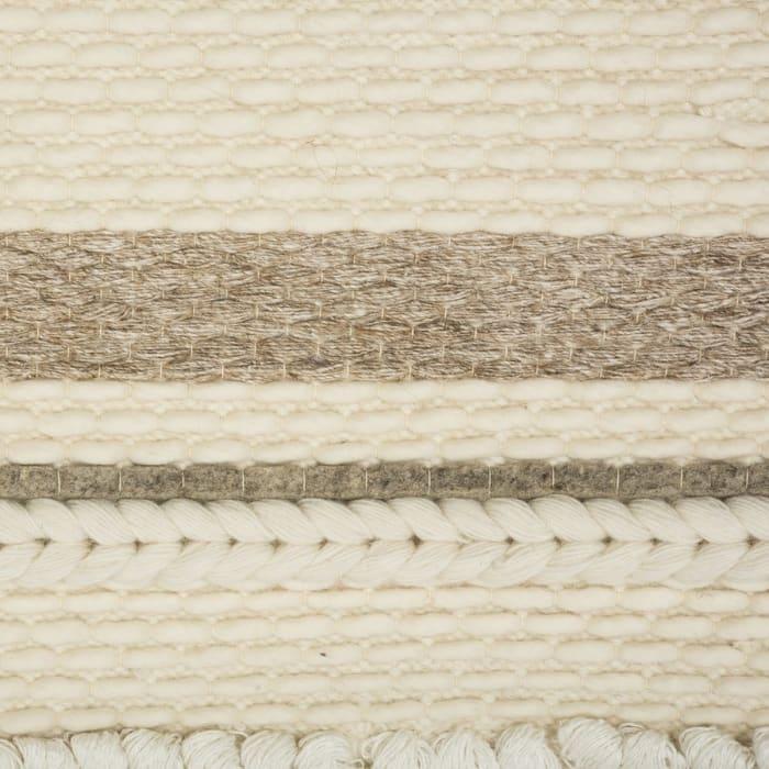 Sedona Woven Ivory Beige Wall Art