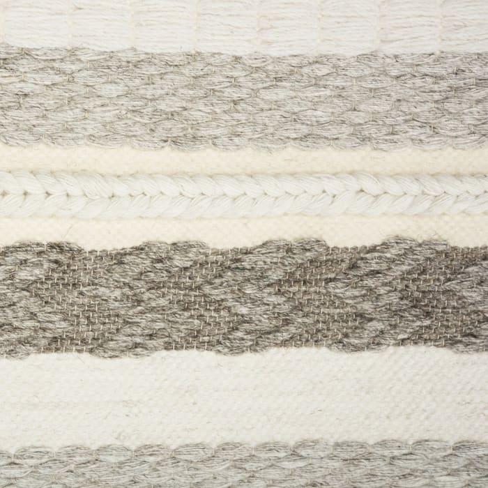 Sedona Woven Ivory Grey Wall Art