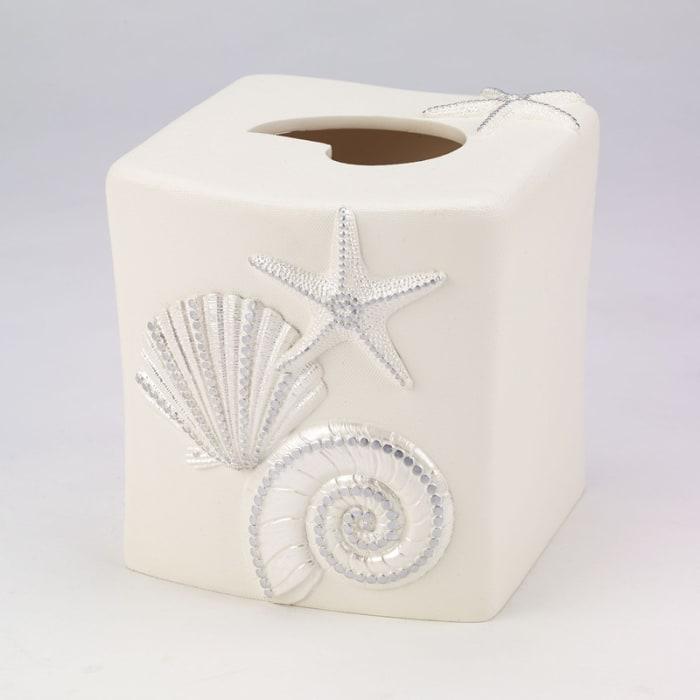 Sequin Shells Tissue Cover