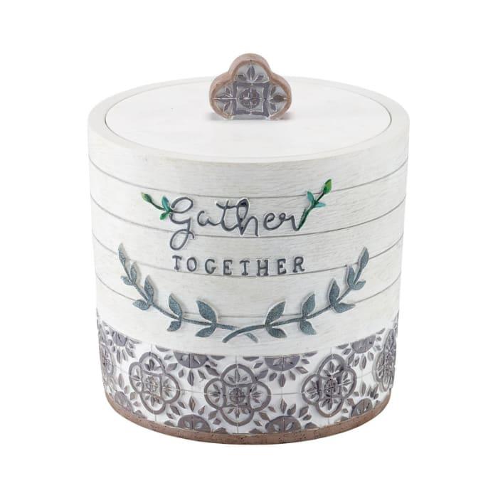 Modern Farmhouse Jar