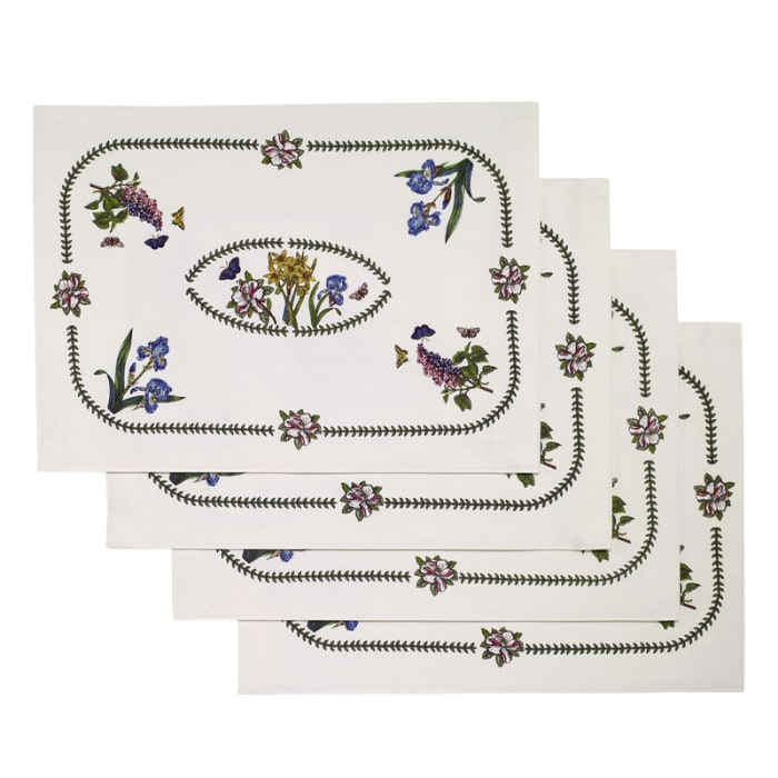 Botanic Garden Set of 4 Placemats