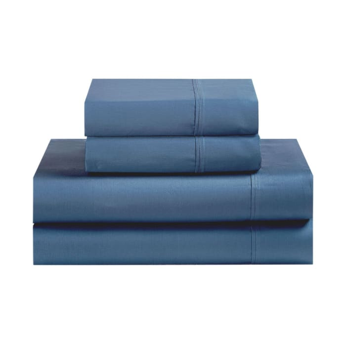 Avanti Fiesta Blue Full Sheet Set