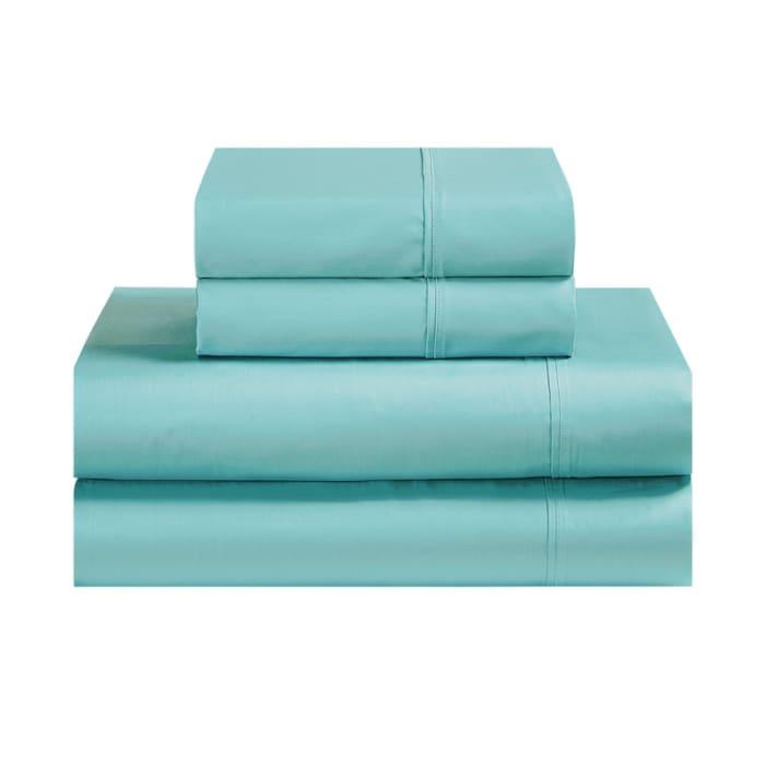 Avanti Fiesta Turquoise Queen Sheet Set