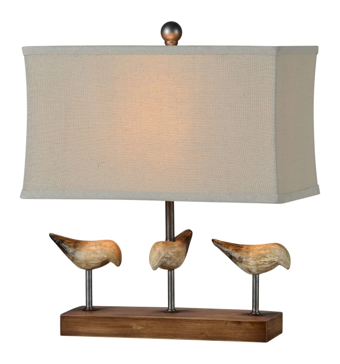 Snipes Set of 2 Table Lamps