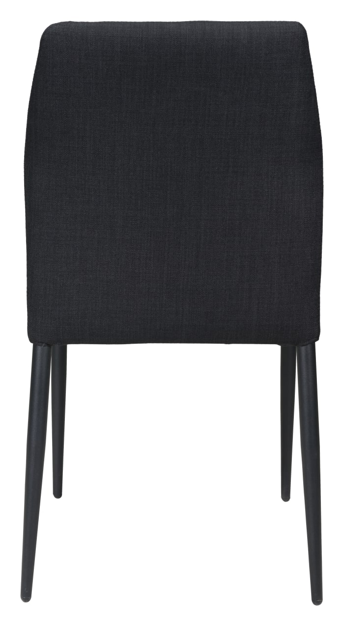 Revolution Black Set of 4 Dining Chairs