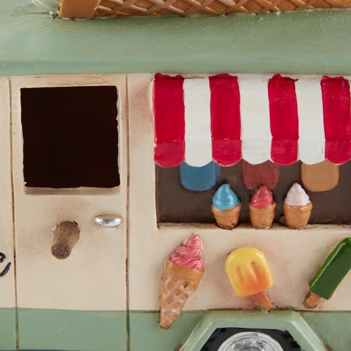Ice Cream Food Truck Birdhouse