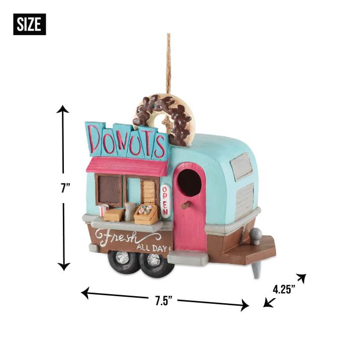 Donut Food Truck Birdhouse