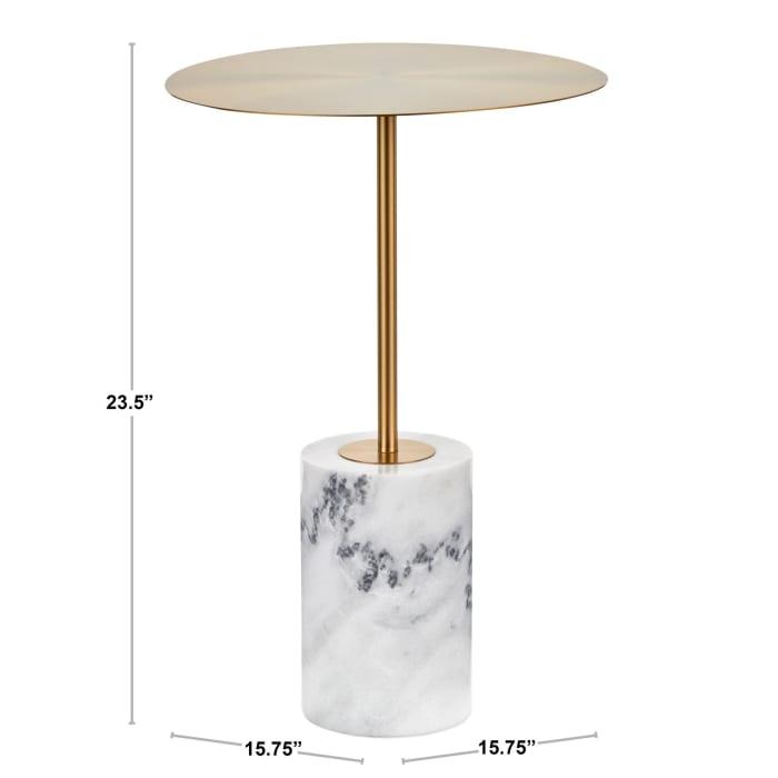 Symbol Side Table