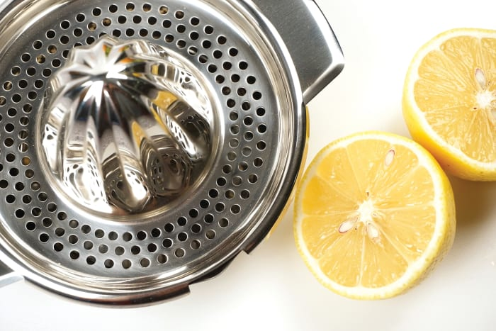 Stainless Steel Citrus Juicer