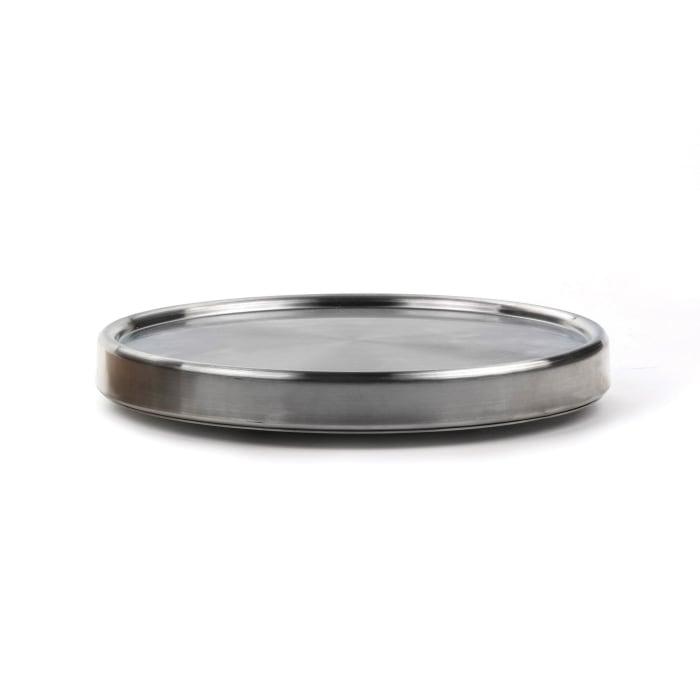 Stainless Steel Tool Crock Turntable