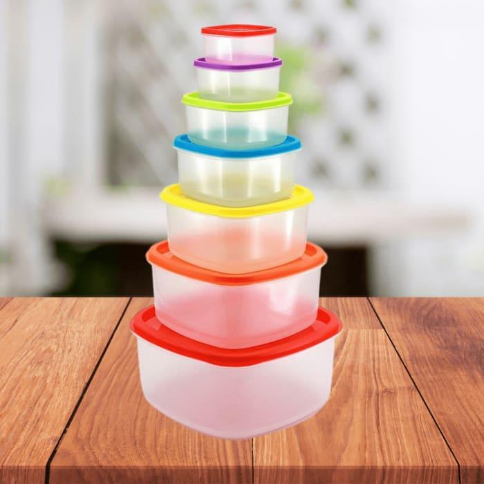 Food Storage Container 14-Piece Set