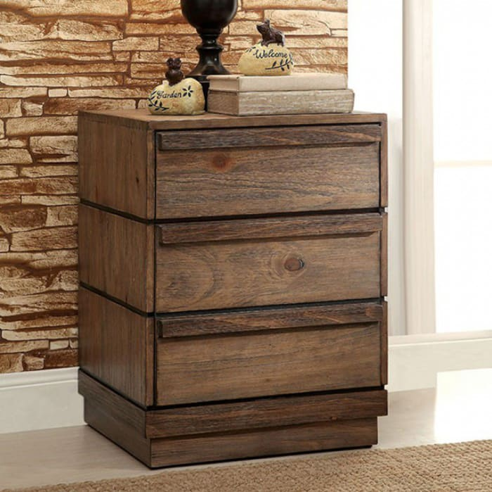 Coimbra Transitional Nightstand