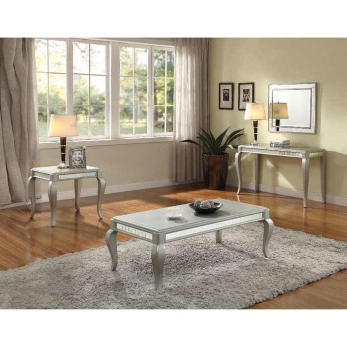 Appealing Coffee Table, Gray
