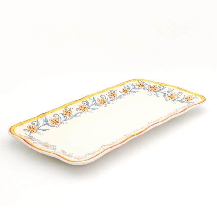 Duomo Rectangular Appetizer Platter