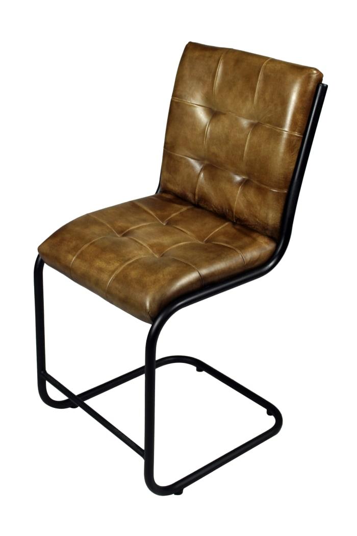 Wilson Chestnut Counter Chair