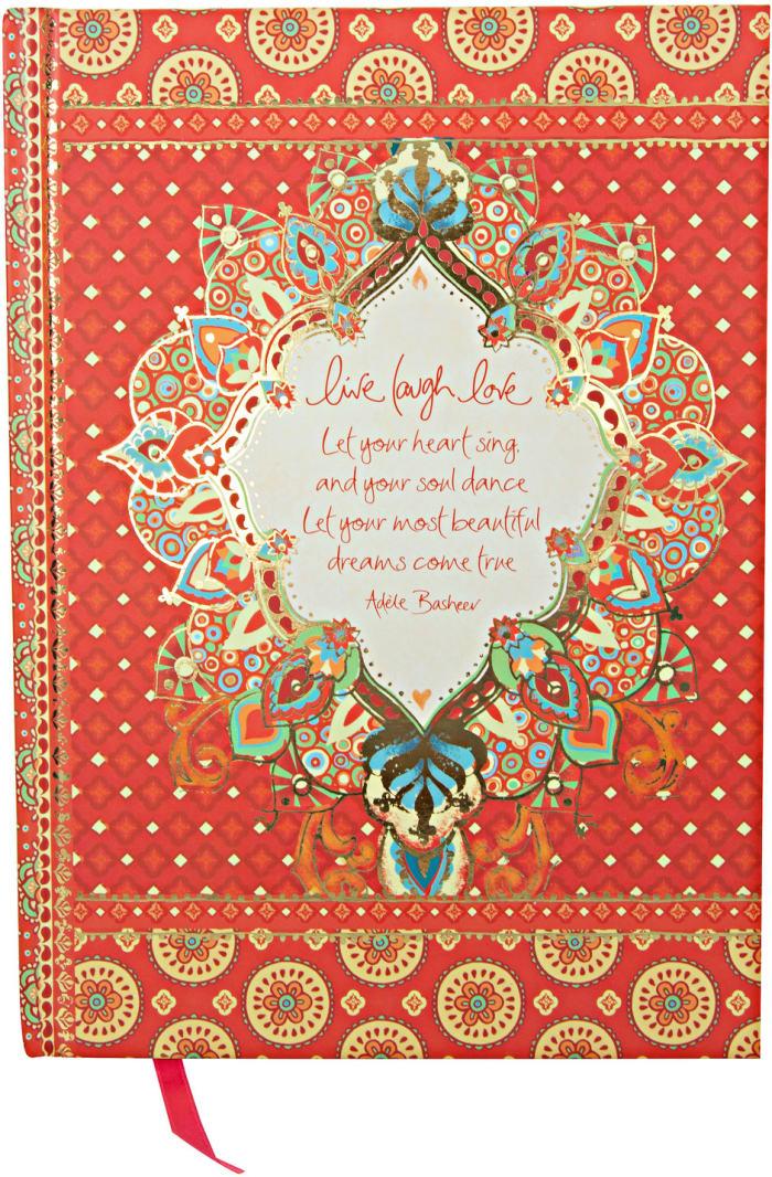 Live Laugh Love - Journal