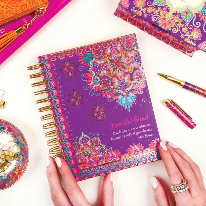 Beautiful Friend - Spiral Notebook