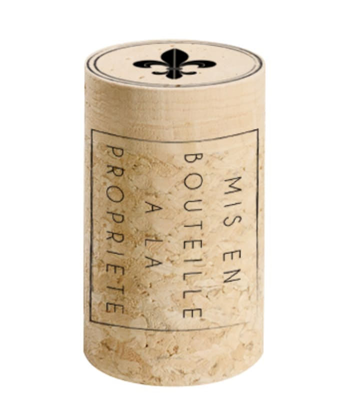 Epicureanist Wine Cork Accent Table