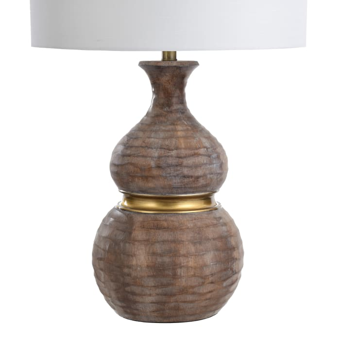Logan Curved Table Lamp