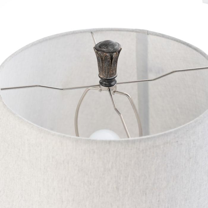 Malta Column Table Lamp