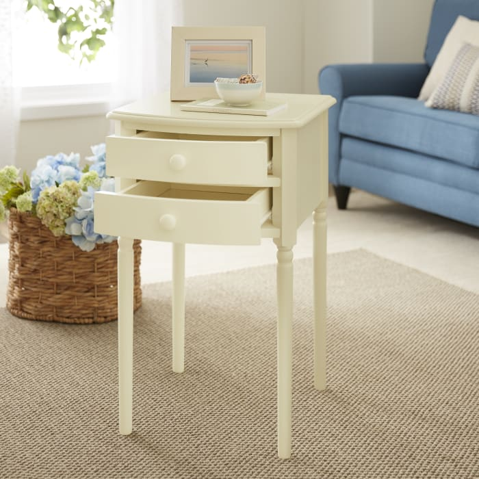 Newport With Storage Accent Table