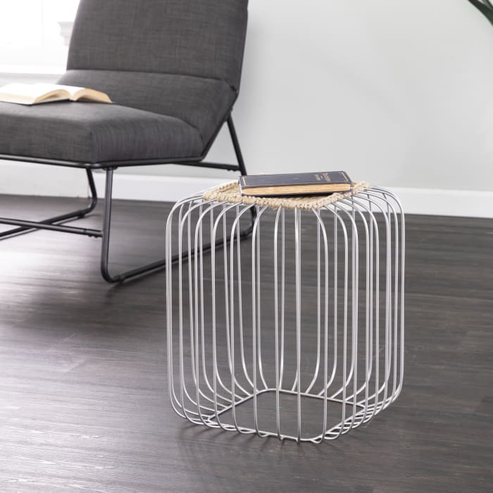 Toby Accent Table