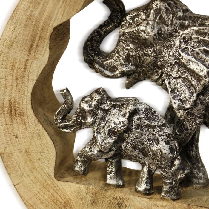 Elephant Generations I Painted Elephant Figures
