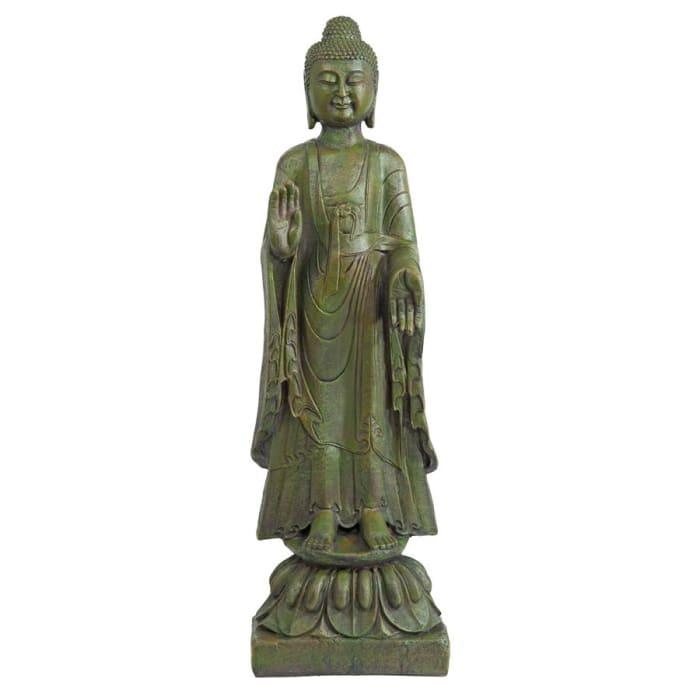 The Enlightened Buddha Sculpture