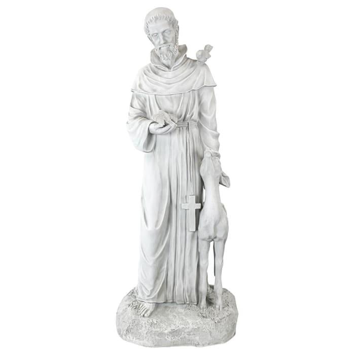 Saint Francis of Assisi Patron Saint of Animals Garden Statue