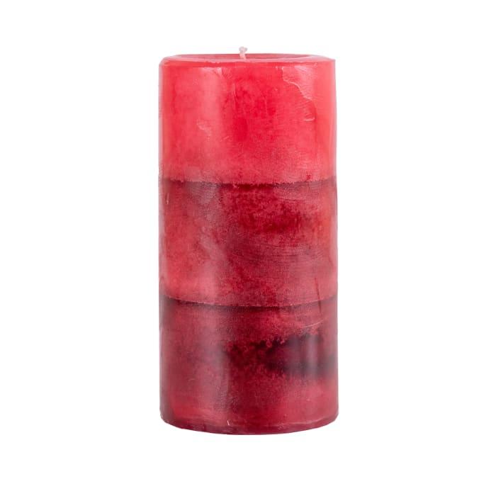 Pier 1 Island Orchard® 3x6 Layered Pillar Candle