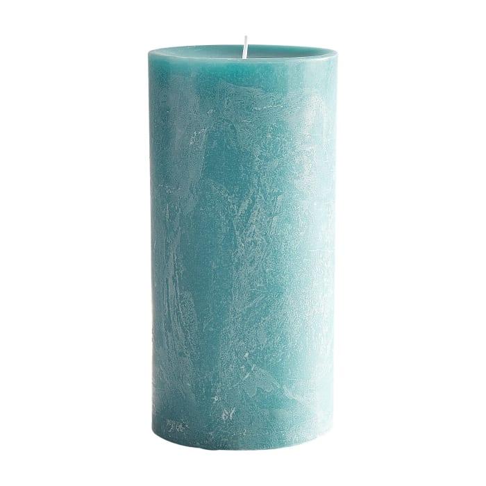 Pier 1 Sea Air™ 3x6 Mottled Pillar Candle